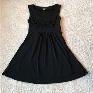 Essentials by ABS black dress